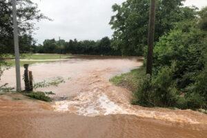 Die Bollheimer Wiesen werden geflutet